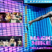 Magic Mike Collection (2012-2015) R1 Custom Blu-Ray Covers