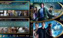 Percy Jackson Double Feature (2010-2013) R1 Custom Blu-Ray Cover