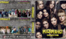 Pitch Perfect Collection (2012-2015) R1 Custom Blu-Ray Cover