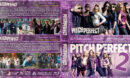 Pitch Perfect Double Feature (2012-2015) R1 Custom Blu-Ray Covers