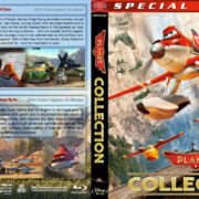 Planes Collection (2013-2014) R1 Custom Blu-Ray Cover