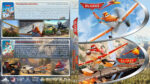 Planes Double Feature (2013-2014) R1 Custom Blu-Ray Cover