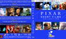 Pixar Short Films Collection - Volumes 1 & 2 (2007-2012) R1 Custom Blu-Ray Cover