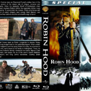 Robin Hood Double Feature (1991-2010) R1 Custom Blu-Ray Cover
