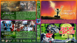 Short Circuit Double Feature (1986-1988) R1 Custom Blu-Ray Cover