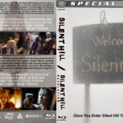 Silent Hill Double Feature (2006-2012) R1 Custom Blu-Ray Cover