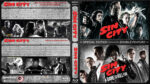 Sin City Double Feature (2005-2014) R1 Custom Blu-Ray Cover