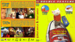 Stuart Little Double Feature (1999-2002) R1 Custom Blu-Ray Cover