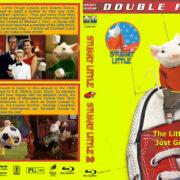 Stuart Little Double Feature (1999-2002) R1 Custom Blu-Ray Cover