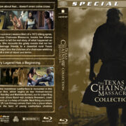 The Texas Chainsaw Massacre Collection (2003-2006) R1 Custom Blu-Ray Cover