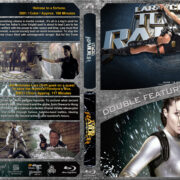 Tomb Raider Double Feature (2001-2003) R1 Custom Blu-Ray Covers