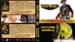Westworld / Futureworld Double Feature (1973-1976) R1 Custom Blu-Ray Cover