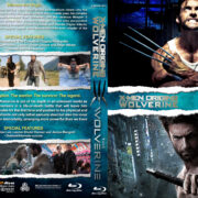 X-Men Origins: Wolverine / The Wolverine Double Feature (2009-2013) R1 Custom Blu-Ray Cover