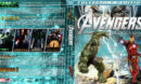 The Avengers Collection - Volume 1 (2003-2010) R1 Custom Blu-Ray Cover