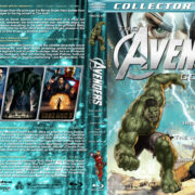 The Avengers Collection – Volume 1 (2003-2010) R1 Custom Blu-Ray Cover