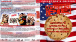 American Pie Quad (1999-2012) R1 Custom Blu-Ray Cover