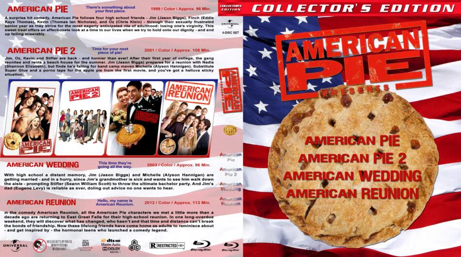 American Pie Reihenfolge