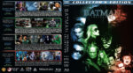 Batman: The Original Collection (1989-1997) R1 Custom Blu-Ray Covers