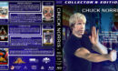 Chuck Norris Collection - Set 1 (1977-1981) R1 Custom Blu-Ray Cover