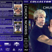 Chuck Norris Collection – Set 1 (1977-1981) R1 Custom Blu-Ray Cover