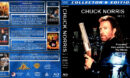 Chuck Norris Collection - Set 3 (1986-1997) R1 Custom Blu-Ray Cover