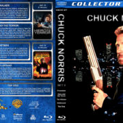 Chuck Norris Collection – Set 3 (1986-1997) R1 Custom Blu-Ray Cover