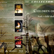 Children of the Corn Collection – Set 1 (1983-1998) R1 Custom Blu-Ray Cover