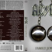 ACDC – Family Jewel (2005) R0 Cover & labels