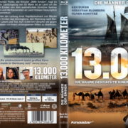 13.000 Kilometer – Die Männer der Emden (2012) R2 German Blu-Ray Cover & label