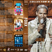Jamie Foxx Collection – Set 1 (1996-2000) R1 Custom Cover