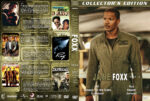 Jamie Foxx Collection – Set 2 (2001-2005) R1 Custom Cover