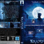 Krampus (2015) R2 GERMAN Custom Cover