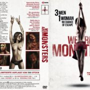 We are Monsters (2015) R2 GERMAN Custom Cover