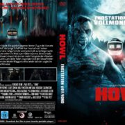 Howl (2015) R2 GERMAN Custom Cover