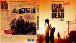 Fear the Walking Dead: Season 1 (2015) R2 German Blu-Ray Covers