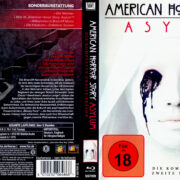 American Horror Story: Season 2 (2013) R2 German Blu-Ray Cover