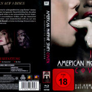 American Horror Story: Season 3 (2014) R2 German Blu-Ray Cover