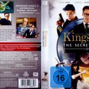 Kingsman: The Secret Service (2014) R2 German Blu-Ray Cover