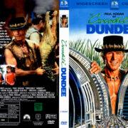 Crocodile Dundee – Ein Krokodil zum Küssen (1986) R2 German Cover