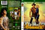 Crocodile Dundee 2 (1988) R2 German Cover