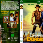 Crocodile Dundee 2 (1988) R2 German Cover