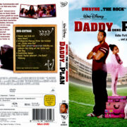 Daddy ohne Plan (2007) R2 German Cover