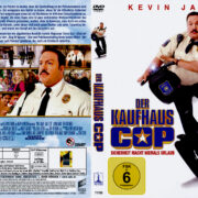 Der Kaufhaus Cop (2009) R2 German Cover