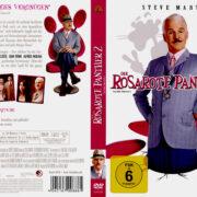 Der rosarote Panther 2 (2009) R2 German Cover