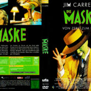 Die Maske (1994) R2 German Cover