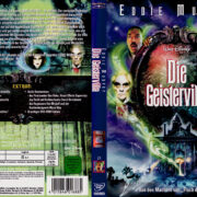 Die Geistervilla (2003) R2 German Cover
