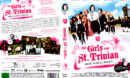 Die Girls von St. Trinian (2007) R2 German Cover