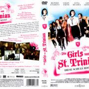 Die Girls von St. Trinian (2007) R2 German Cover