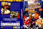 Die Muppets erobern Manhattan (1984) R2 German Cover