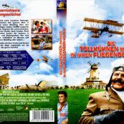 Die tollkühnen Männer in ihren fliegenden Kisten (1965) R2 German Covers